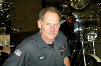 Dale Clover - Harley Davidson and V-Twin Service Technician